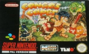 Congo's Caper per Super Nintendo Entertainment System