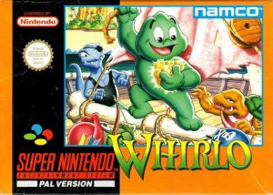 Whirlo per Super Nintendo Entertainment System