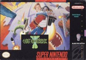 Jim Power: The Lost Dimension in 3D per Super Nintendo Entertainment System