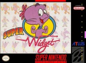 Super Widget per Super Nintendo Entertainment System