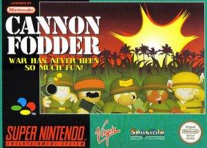 Cannon Fodder per Super Nintendo Entertainment System