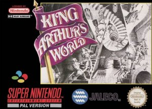 King Arthur's World per Super Nintendo Entertainment System