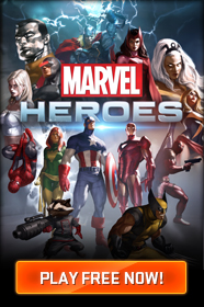Marvel Heroes per PC Windows