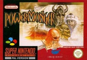 Powermonger per Super Nintendo Entertainment System
