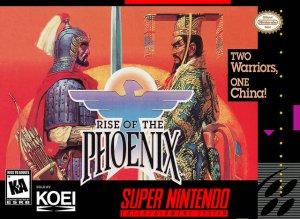 Rise of the Phoenix per Super Nintendo Entertainment System