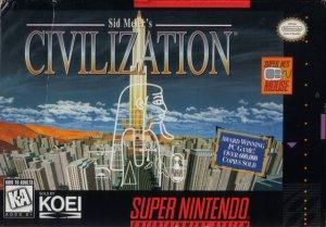 Sid Meier's Civilization per Super Nintendo Entertainment System