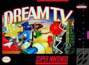 Dream T.V. per Super Nintendo Entertainment System