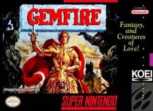 Gemfire per Super Nintendo Entertainment System