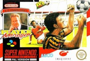 K.H. Rummenigge's Player Manager per Super Nintendo Entertainment System