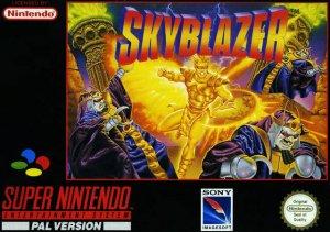 Skyblazer per Super Nintendo Entertainment System