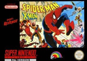 Spider-Man and the X-Men: Arcade's Revenge per Super Nintendo Entertainment System