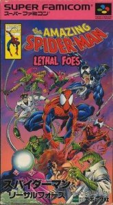 Spider-Man: Lethal Foes per Super Nintendo Entertainment System