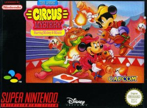 The Great Circus Mystery Starring Mickey & Minnie per Super Nintendo Entertainment System