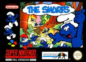 The Smurfs per Super Nintendo Entertainment System