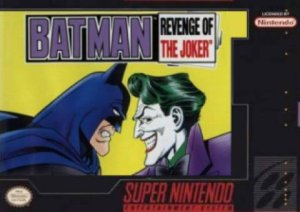 Batman: Revenge of the Joker per Super Nintendo Entertainment System
