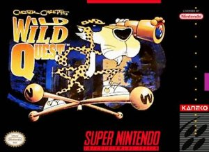 Chester Cheetah: Wild Wild Quest per Super Nintendo Entertainment System