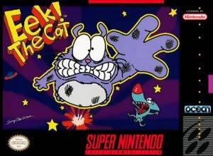 Eek! The Cat per Super Nintendo Entertainment System