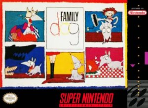 Family Dog per Super Nintendo Entertainment System