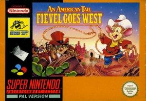 Fievel conquista il West per Super Nintendo Entertainment System