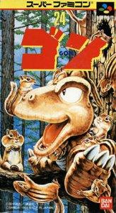 Gon per Super Nintendo Entertainment System