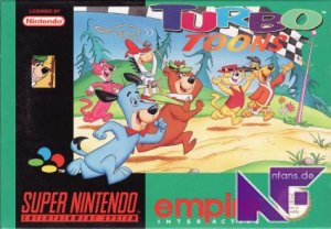 Hanna Barbera's Turbo Toons per Super Nintendo Entertainment System