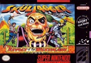 Skuljagger: Revolt of the Westicans per Super Nintendo Entertainment System
