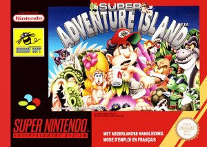 Super Adventure Island per Super Nintendo Entertainment System
