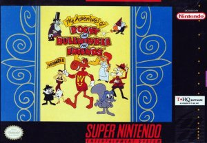 The Adventures of Rocky and Bullwinkle and Friends per Super Nintendo Entertainment System