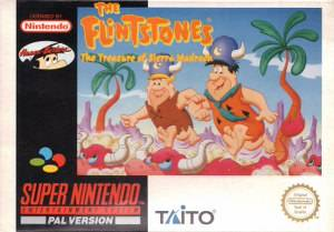 The Flintstones: The Treasure of Sierra Madrock per Super Nintendo Entertainment System