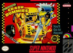 The Incredible Crash Dummies per Super Nintendo Entertainment System