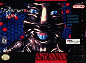 The Lawnmower Man per Super Nintendo Entertainment System