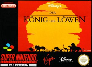 The Lion King per Super Nintendo Entertainment System
