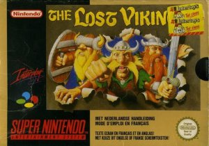 The Lost Vikings per Super Nintendo Entertainment System