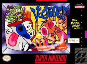 The Ren & Stimpy Show: Veediots! per Super Nintendo Entertainment System
