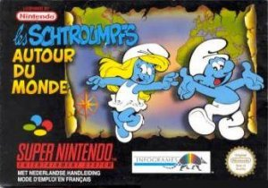 The Smurfs Travel The World per Super Nintendo Entertainment System