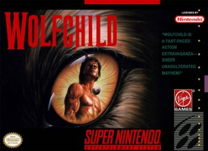Wolf Child per Super Nintendo Entertainment System