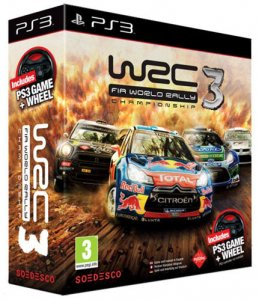 WRC: FIA World Rally Championship 3 per PlayStation 3