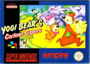 Yogi Bear: Cartoon Capers per Super Nintendo Entertainment System