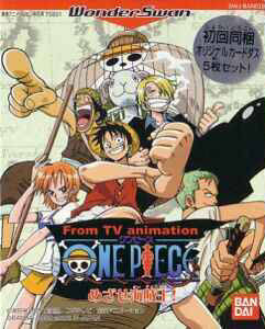 From TV Animation: One Piece - Mezase Kaizokuou! per WonderSwan
