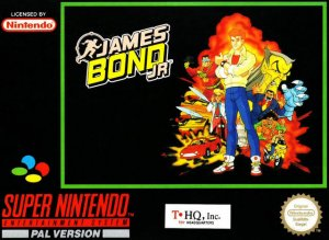 James Bond Jr. per Super Nintendo Entertainment System