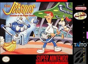 The Jetsons: Invasion of the Planet Pirates per Super Nintendo Entertainment System