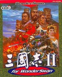 San Goku Shi II per WonderSwan