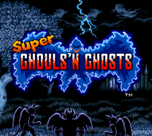 Super Ghouls 'n Ghosts per Nintendo Wii U