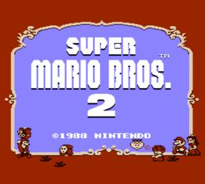 Super Mario Bros. 2 per Nintendo Wii U