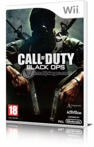 Call of Duty: Black Ops per Nintendo Wii