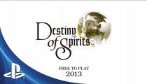 Destiny of Spirits - Trailer E3 2013