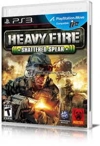 Heavy Fire: Shattered Spear per PlayStation 3