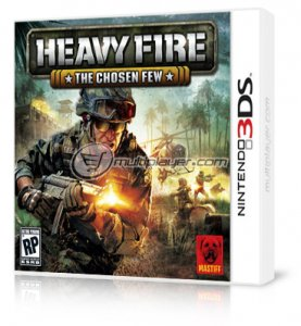 Heavy Fire: The Chosen Few per Nintendo 3DS