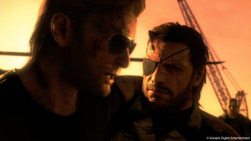 La versione PC di Metal Gear Solid V non rientra fra le priorità