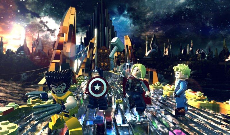 I migliori videogiochi LEGO